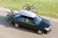 Μπαγκαζιέρα οροφής και βάσεις ποδηλάτων